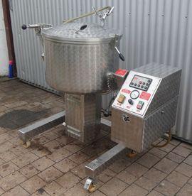 Bild 4 - 125 L Poltermaschine Mischmaschine Mengmaschine - Welver