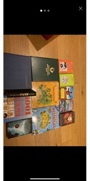 Verschiedene Bücher