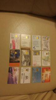 Telefonkarten für Sammler