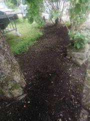 Übernehmen Gartenarbeit