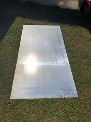 Aluminium Blech Platte Tafel 4