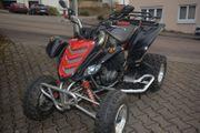 Yamaha YFM 660 Raptor 660