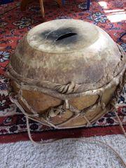 original Trommel aus Burkina Faso