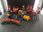 Playmobil Weihnachtsset wie Neu