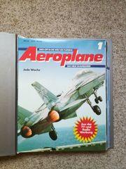 Aeroplane Flugzeughefte Ausgaben 1-96 und