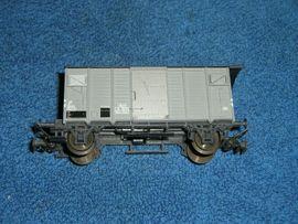 Bild 4 - Liliput H0 3 verschiedene Güterwagen - Weil am Rhein Haltingen