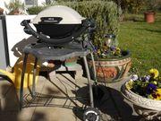 Weber Elektro-grill mit Zubehör
