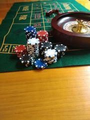 Vollständiges Roulette Set
