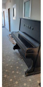 Altes Klavier zu verschenken