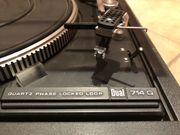 Schallplattenspieler DUAL 714 Q