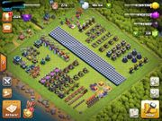 Clash of Clans Account Rh13
