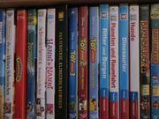 Biete 17 DVDs mit Filmen