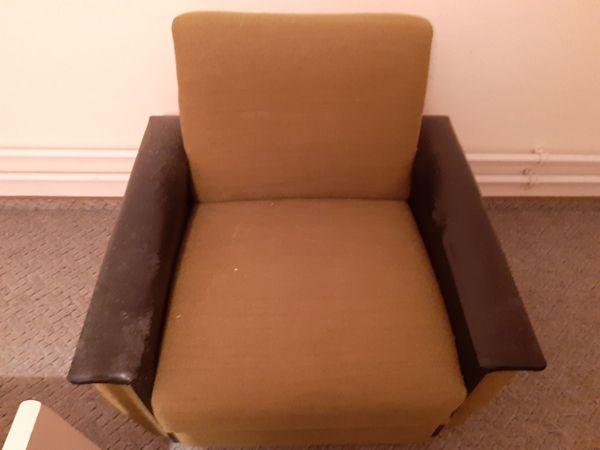 Sessel 50er Jahre