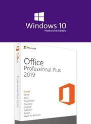 Windows 10 Professional Office 2019