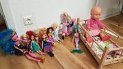 Puppen Spielzeugen Kinderautositz