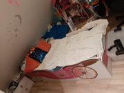 Prinzessinnen Kinderbett