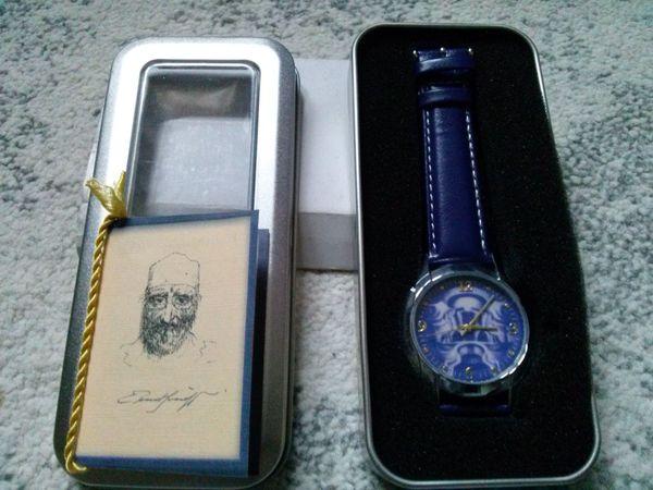 Armbanduhr Observatorium von Prof Ernst
