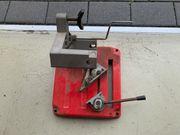 Trennständer für Winkelschleifer 230 mm