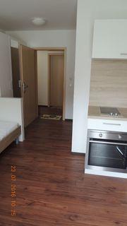 Möbliertes Apartment mit Balkon im