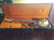 Fender jazz bass vintage Case