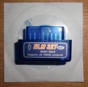 Mini ELM327 Bluetooth OBD2 OBD
