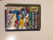 Captain America - Taschenbuch Marvel MAXI-Pockets