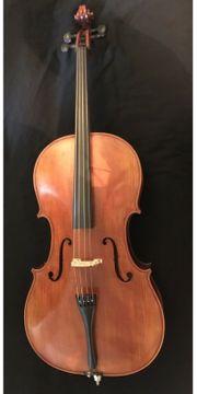 Lothar Semmlinger Model 133 Cello