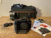 Canon EOS 5 analoge Spiegelreflexkamera