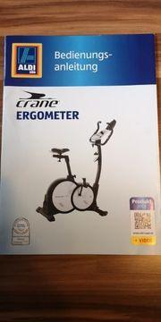 Ergometer E 16 Crane fitness