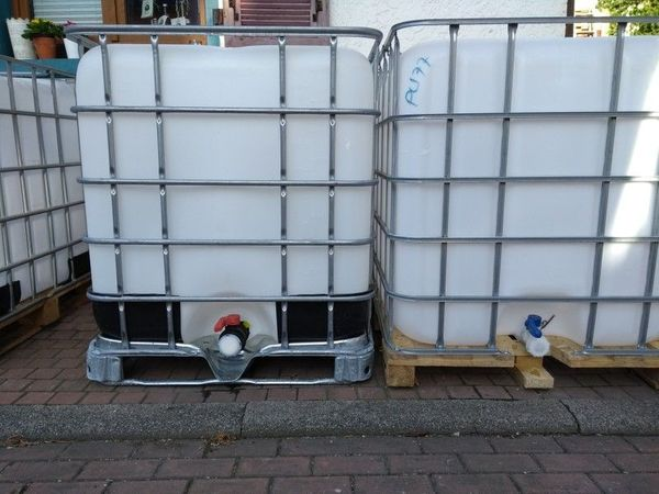 IBC-Behälter Container 1000 l - Gitterbox