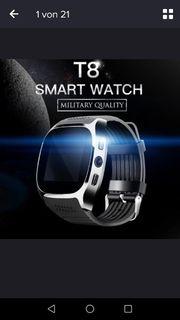 T8 Smart Watch Bluetooth Smartwatch
