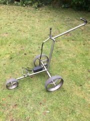 Golftrolley der Marke TiCad Modell