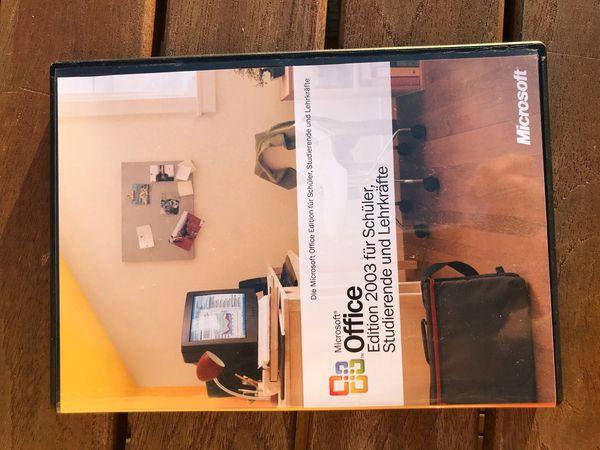 MS Office 2003 für Schüler