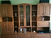 Wohnzimmer -Schrank -Tisch Sideboard Glasvitrine