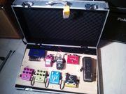 Rockcase - Pedalkoffer für Gitarreneffektgeräte 23020A