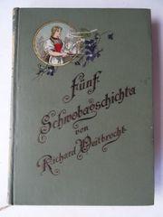 Weitbrecht Richard Fünf Schwobagschichta Geschichten