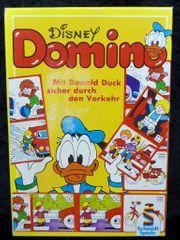 RARITÄT DISNEY Domino - Mit Donald