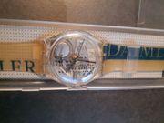 Swatch Uhr Daimler Chrysler Edition