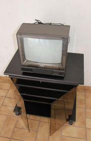 Fernsehschrank Audio- und Video-Schrank schwarz