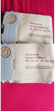 9 Vorwerk Staubsaugerbeutel für Kobold