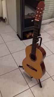 Gitarre günstig abzugeben