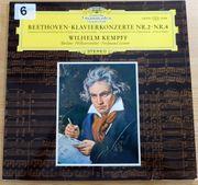 LP Beethoven Klavierkonzerte Nr 2