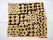 Afrika Deko Kunst Decke Henkelgefäß