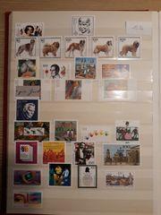 Briefmarken Bund BRD Jahr 1996
