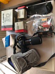 Canon T50 set