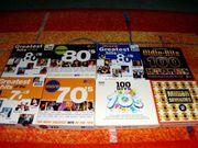 MUSIKSAMMLUNG MIT 8 CD-BOX SETS