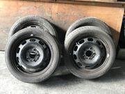 4 Reifen Räder Hankook Ventus