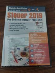 Aldi Steuererklärung CD 2019 Neu