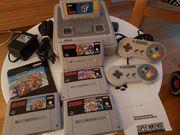 Super Nintendo SNES Konsole 5