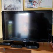 Philips TV und Humax HD